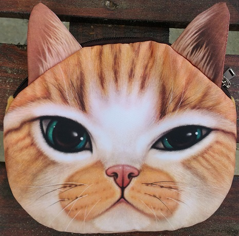 Cat Faced Chain Bag Oliver Style