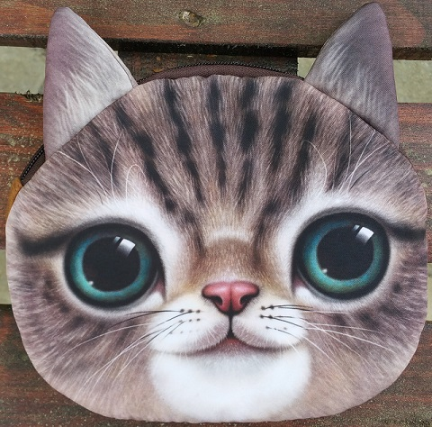 Cat Faced Chain Bag Percy Style