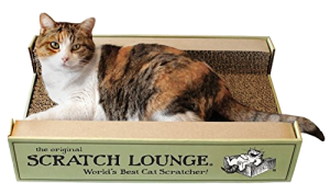 "Cat Scratcher features an extra large surface area for all sizes of cats. Measures 15""x22""x5.5"" Floor Board is replaceable for cost savings."